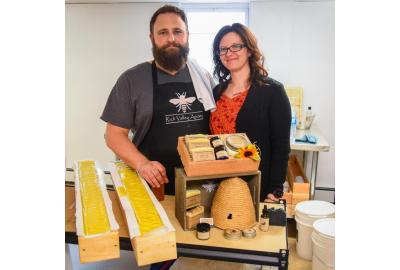 Rich Valley Apiary: Turning Organic Honey into Self-Care