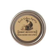 Mustache Wax - 1 oz. Tin