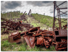 "Kinzua Bridge ""22"" Puzzle"