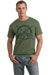Adult Choose to Canoe T-shirt