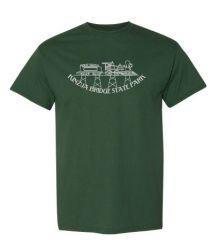 Adult Kinzua Train T-Shirt