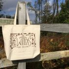The Wilds are Calling Tote