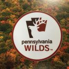Full Color PA Wilds Logo Sticker