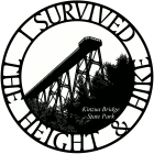 Round Height and Hike Magnet