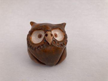 Rupert Stoneware Owl