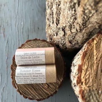 Chamomile & Honey infused Organic Lip Balm