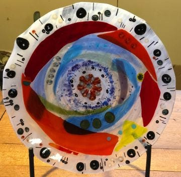 ColorWash Plate