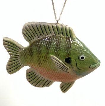 Bluegill Sunfish Ornament