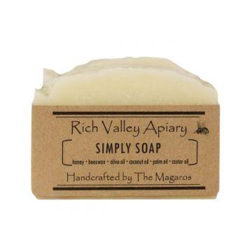 Beeswax Honey Soap