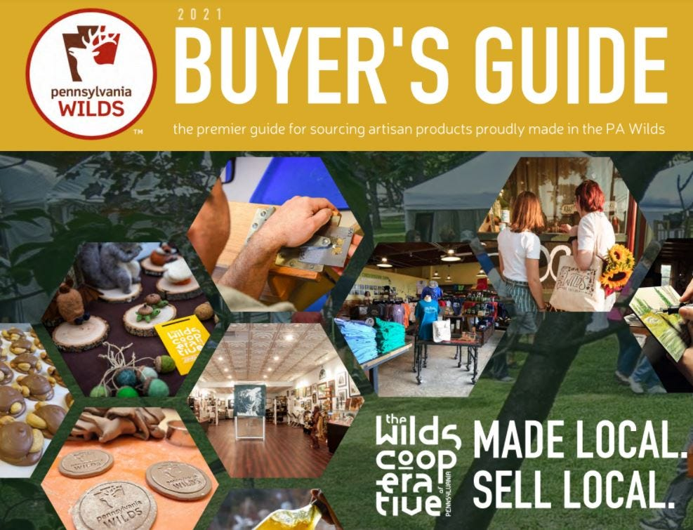 PA Wilds Buyer's Guide