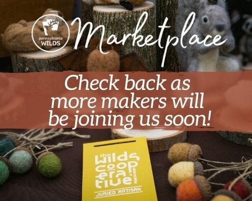 Check back as more makers will be joining
