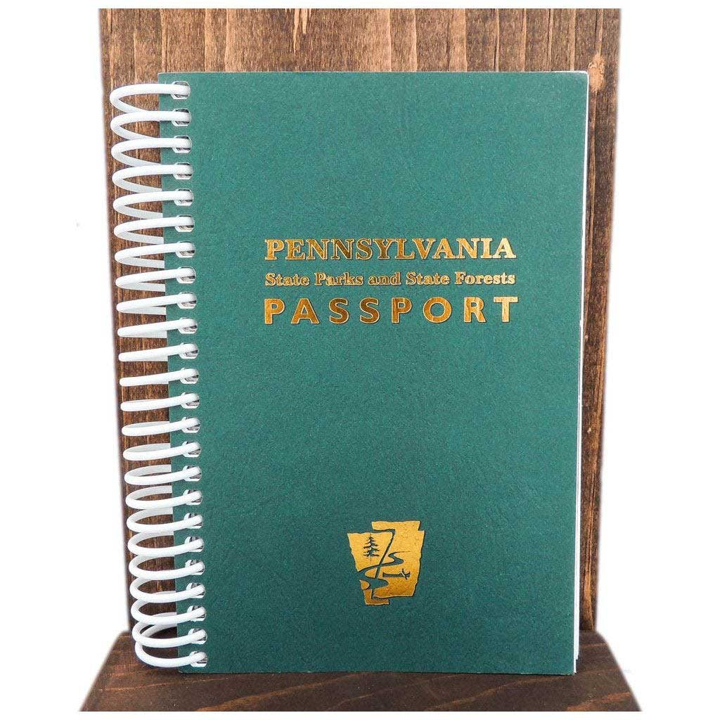 PA Parks and forests passport