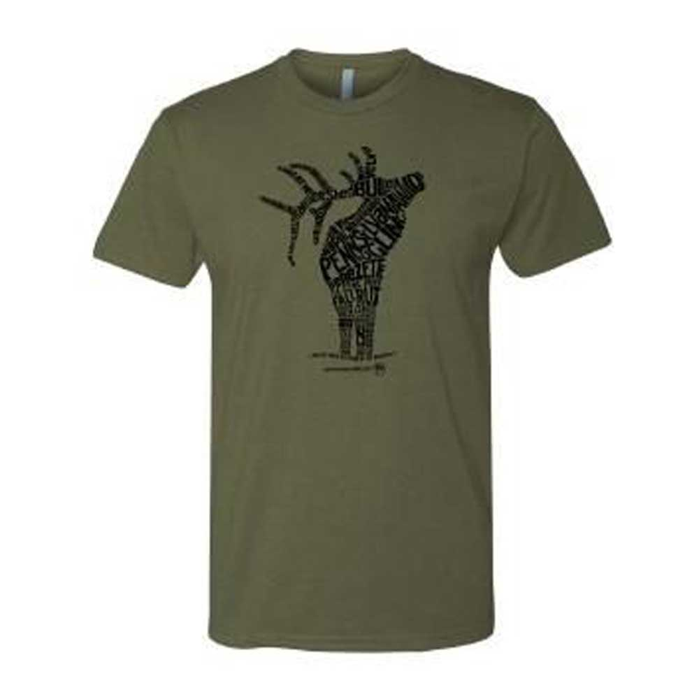 In Other Words Adult Elk T-shirt